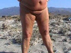 beach piss