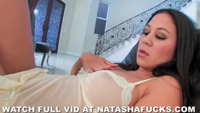 Natasha Dominates Asian Girl I