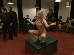 Hot Young Slut Used and Abused in the Kink com Castle