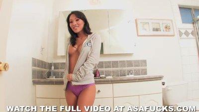 Asa Akira's Hacked Home Video