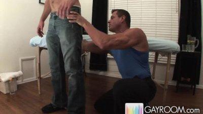 Wet Massage Groping