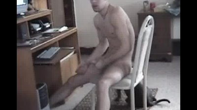 Homemade Wank