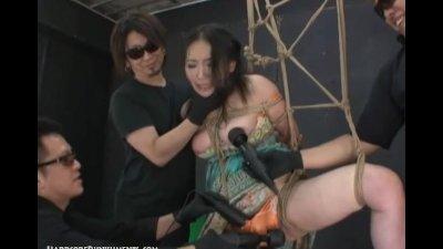 Hardcore Japanese Punishment Sanae 3