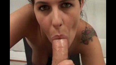 busty latina Fernanda Velez shows us how good she sucks cock