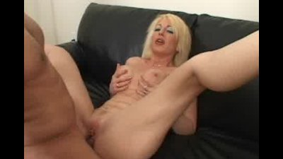 Sindi Star Hot Mom Rides Cock in Sofa