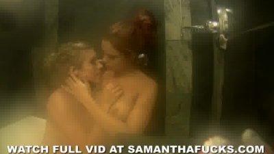 Sexy NY Shower