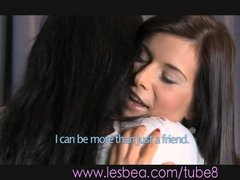 Lesbea Intimate orgasms for teen best friends