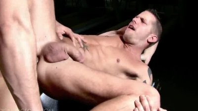 Gym Fuck Topher DiMaggio Shane Frost