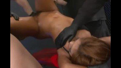 Japanese Bondage Sex Extreme BDSM Punishment of Asuka