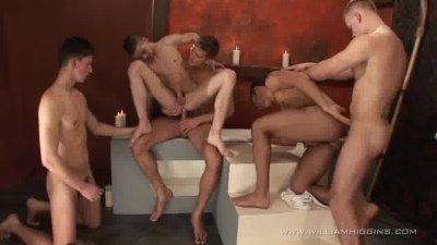 Seance orgy