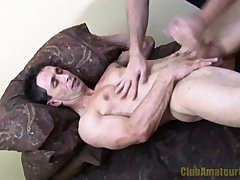 Casey Black Blows Brenner s Load