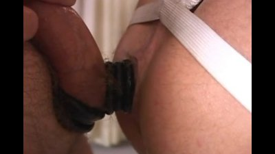 Gaping Hole takes Raw Cock