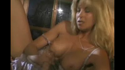 Blonde Enjoys Finger Fucking