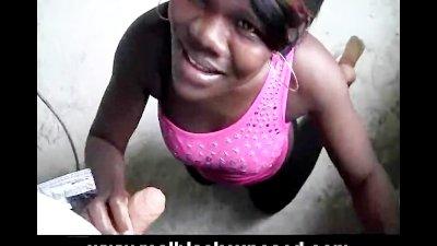 Shantee Ghetto Blow Job