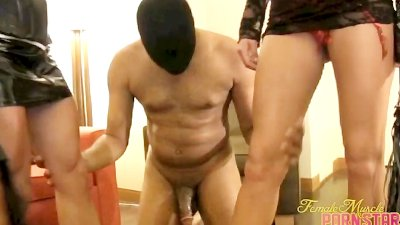 JC, Ashlee Chambers and Their BBC Slave