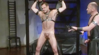 Leather Men BDSM