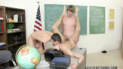 Learning With A Hot Young Teacher