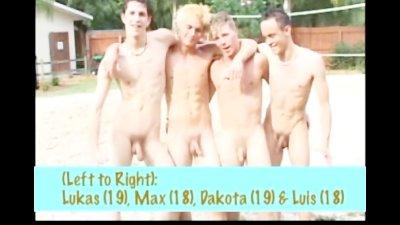 Camp Spunkstar Dakota, Gunnar, Lukas, Max, Rico, Kaden L
