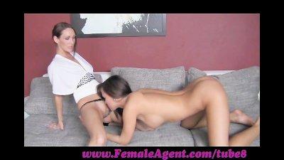 FemaleAgent. Money talks