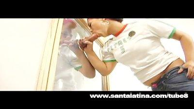 Latina Glory Hole