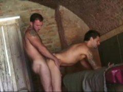 Prison Breakers  Leandro Villa and Paul Alba