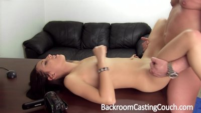 Her First Assfuck