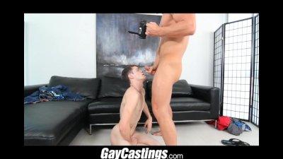 GayCastings jockstrap boy wants to get into porn