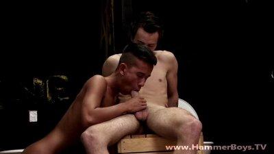 Big Dick Rob Tadon and Ricardo Luna Hammerboys
