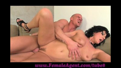 FemaleAgent. Very horny and orgasms heavy casting