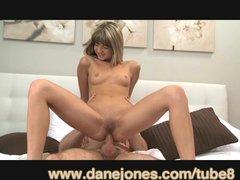 DaneJones Skinny tight teen has anal sex with hard cock