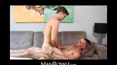 ManRoyale Joey gets fucked by the neighborhood creeper