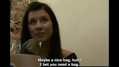 Czech Streets - Young Teen Girl Gets it Hard in Hotel Room