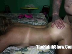 Puerto Rican MILF likes to fuck n Suck her crazy Rican BF