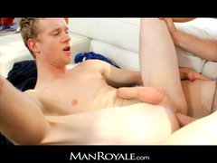 ManRoyale Liam   Dylan fuck out the kinks after the gym
