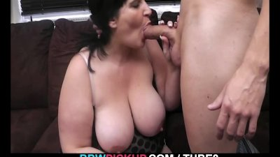 He picks up BBW and drills her fat snatch