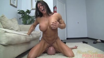 Angela Salvagno - Muscle Fucking