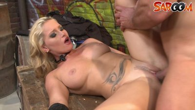 Hot Widow Gets Nailed