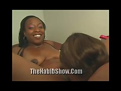 Ms pawg thick creamy licks choclate nut pussy