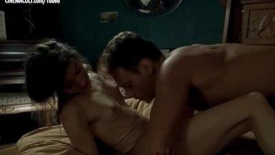 Caroline Ducey - Softcore sex scene from Romance