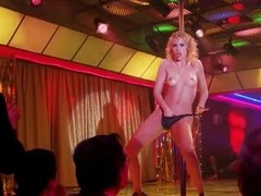 : Gina Gershon  Elizabeth Barkley and Rena Riffel   Nude scene from Showgirls