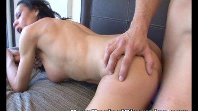 Sexy Tranny Sucking Massive Dick