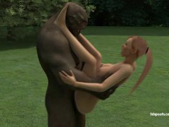 Deep Forest   Troll has that deep up in your gut dick