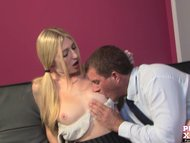 PureXXXFilms Babysitter Creampie Punishment