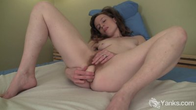 Beauty Ana Toy Her Pussy