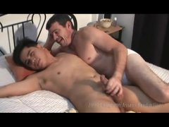 Reggie Tickled  Teased And Jacked   Ricky  Mike and Reggie