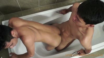 Bathtub Piss and Fuck