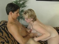 Young Teen Gets Titty Fucked By Mom s Bestfriend