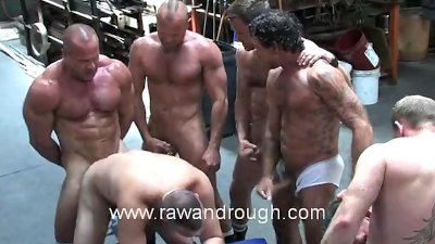 Meaty Muscle Machinists Part 3