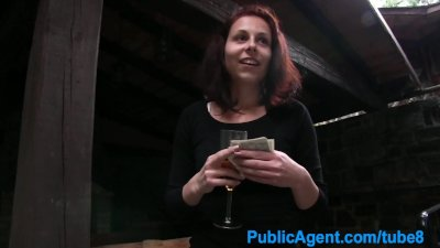 PublicAgent Holiday maker gets fucked at the cottage by stranger