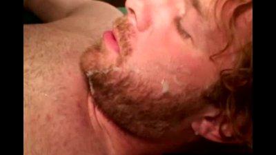 Disgusting blue collar fucking a redneck biker